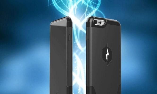 Funda iphone recargable