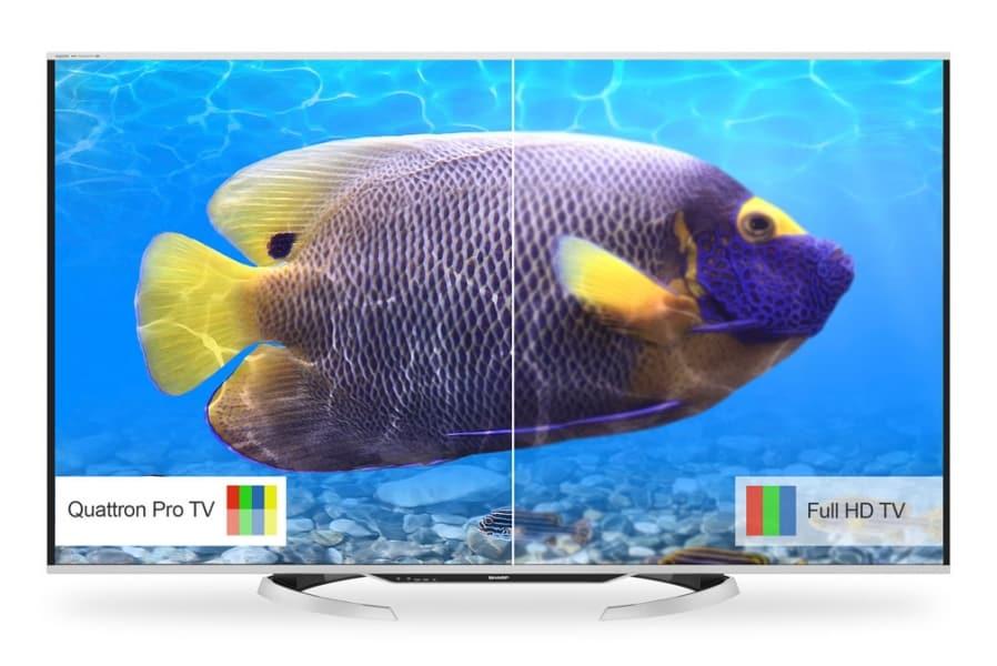 quattron pro TV