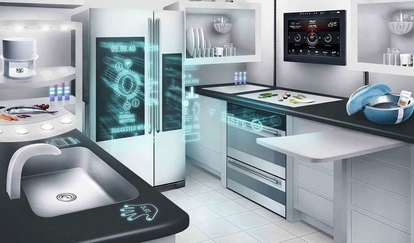 la tecnologia en la cocina