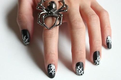 anillos de araña