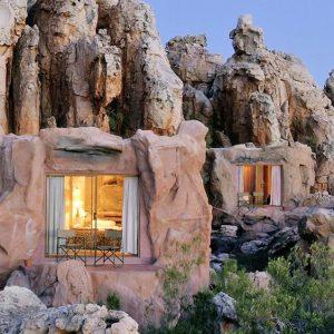 Arquitectura y Naturaleza en la Ciudad del Cabo, África