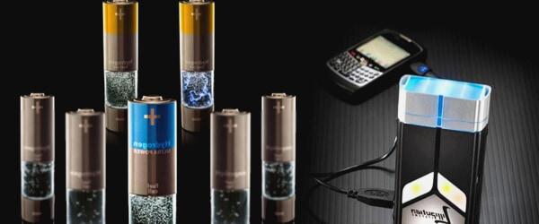 bateria de hidrógeno