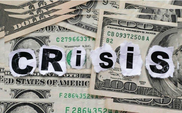 la peor crisis de la historia