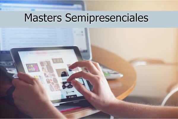 master semipresencial
