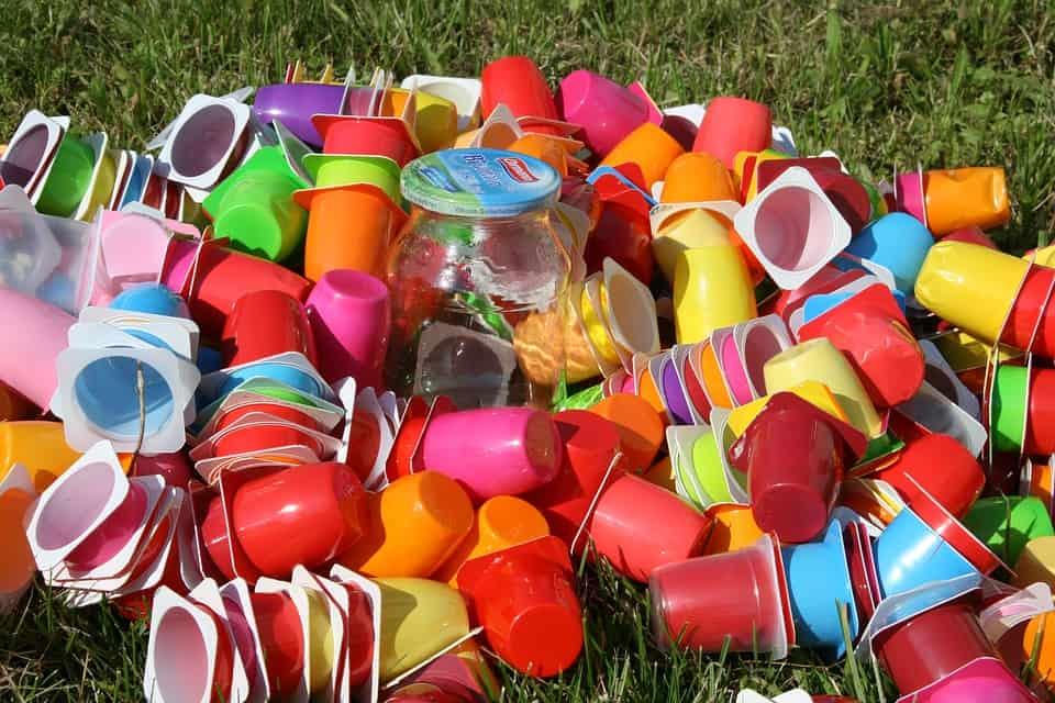 Ventajas de las vajillas reutilizables